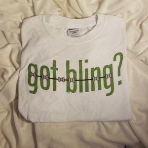 Other - Got Bling t-shirt girls L NWOT